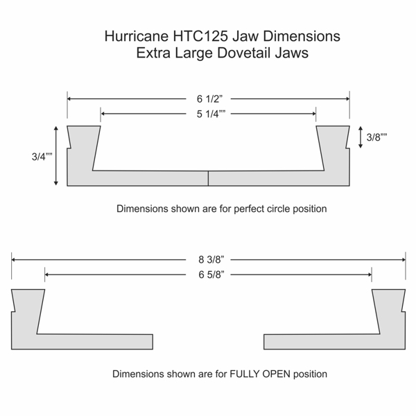 standard dovetail dimensions. htc125-extra-large-dovetail-jaws.jpg standard dovetail dimensions
